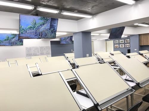 真藝教育訓練中心|教室環境